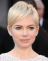 Kratka frizura: Michelle Williams